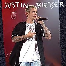 2018 Justin Bieber Wall Calendar