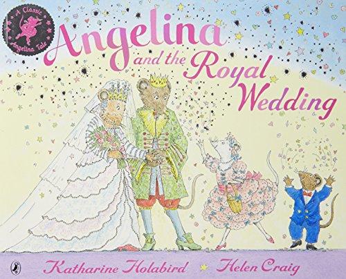 Angelina at the Royal Wedding