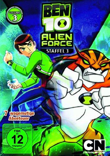 Ben 10: Alien Force - Staffel 3, Vol. 3