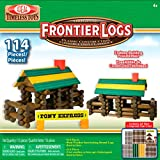 Frontier Slinky Poof Logs bâtiment Set-114pcs.
