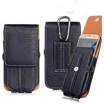 Innext iPhone 8/iPhone 7 6S vertical Clip ceinture Coque holster étui de ceinture pour Samsung