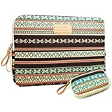 Kayond New Bohemian Style Canvas Fabric 13-13.3 Inch laptop / Notebook Computer / MacBook / Macbook Air/MacBook Pro Sleeve Case Bag Cover