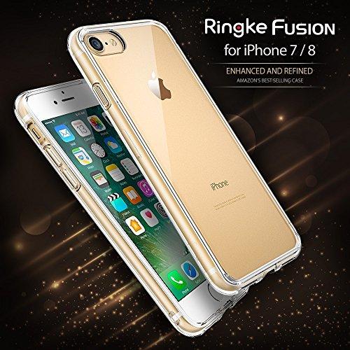custodia iphone 8 ringke