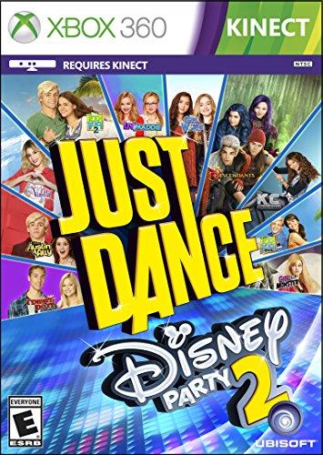 Just Dance Disney Party 2 (Xbox 360-just Dance Disney)
