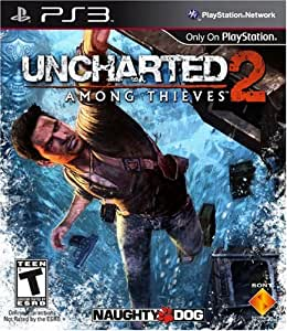Uncharted 2: Among Thieves PS3 [UK-Import]