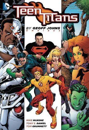 Teen Titans Omnibus HC