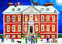Alison Gardiner Traditional Advent Calendar: Country House Christmas
