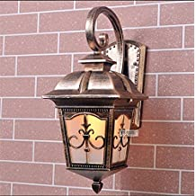 SQIAO moderna lámpara de pared LED Luces de pared exterior impermeable ligera iluminación exterior balcón PASILLO pasillo patrones de flechas de luz