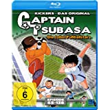 Captain Tsubasa: Die tollen Fußballstars - Volume 2 (Episoden 65-128) [Blu-ray]