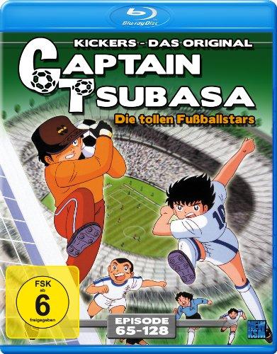 Die tollen Fußballstars - Episoden 65-128 [Blu-ray]
