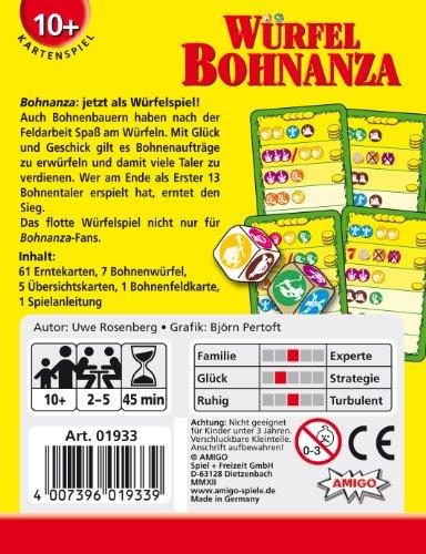 Amigo-01933-Wrfel-Bohnanza