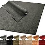 100% reines Sisal | Sisalteppich in verschiedenen Farben und vielen Größen (Grau, 80 x 150 cm)