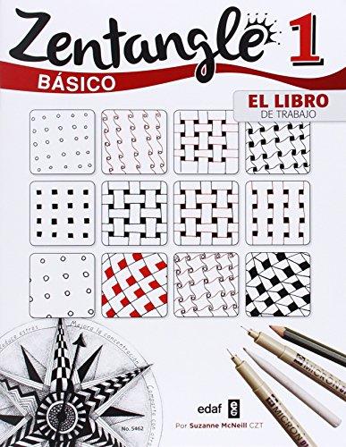 Zentangle básico: el libro de trabajo