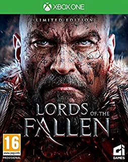 Lords of the Fallen - édition limitée (B00MDBSLXM) | Amazon price tracker / tracking, Amazon price history charts, Amazon price watches, Amazon price drop alerts