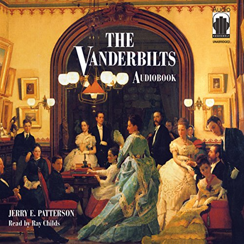 The Vanderbilts  Audiolibri