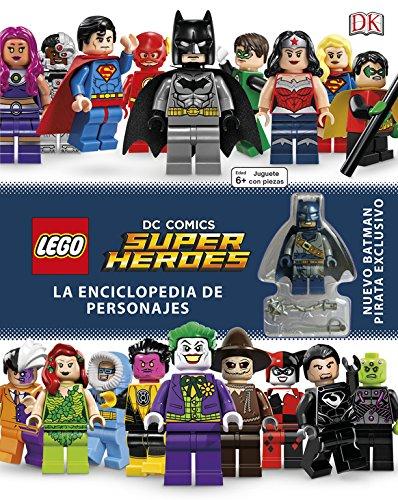 Una guía definitiva para conocer a todos los personajes LEGO del universo DC Comics. Un exhaustivo repaso visual por la historia de esta colección que incluye Batman y Superman junto con sus aliados y sus enemigos. Esta guía presenta datos curiosos y...