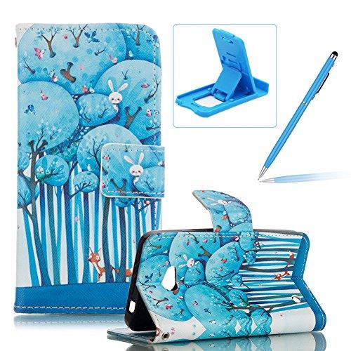 microsoft-nokia-lumia-n640-magnetic-closure-flip-portable-carrying-casebook-style-pu-leather-foldabl