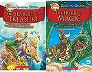 Kingdom of Fantasy #6: The Search for Treasure (Geronimo Stilton - Kingdom of Fantasy) + Geronimo Stilton and