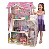 Kidkraft 65079 Annabelle Dollhouse. A classic wooden dolls house standing nearly four feet