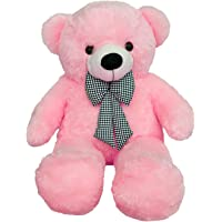 Frantic Soft Stuffed Lovable Hugable Non-Toxic Fabric Cute Teddy Bear for Birhtday / Anniversary/ Valantine (Baby Pink…