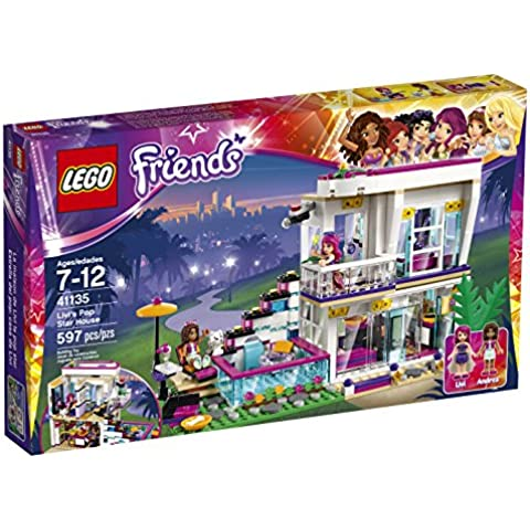 LEGO Friends Livi's Pop Star House 41135 by LEGO