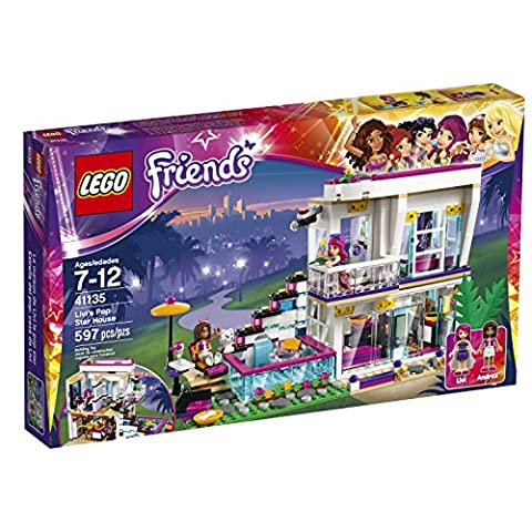 LEGO Friends Livi's Pop Star House 41135 by LEGO