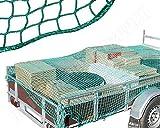 Ladungssicherungsnetz Anhängernetz für Pkw Anhänger 2 x 3m knotenlos 2,0 x 3,0m