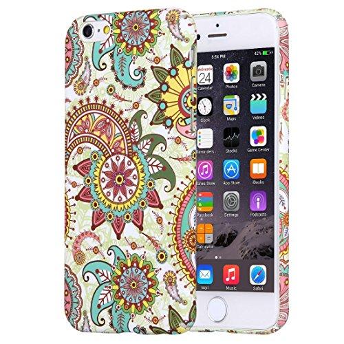 Phone case & Hülle Für iPhone 6 / 6s, National Style Pattern PC Schutzhülle ( SKU : IP6G0935E ) IP6G0935B