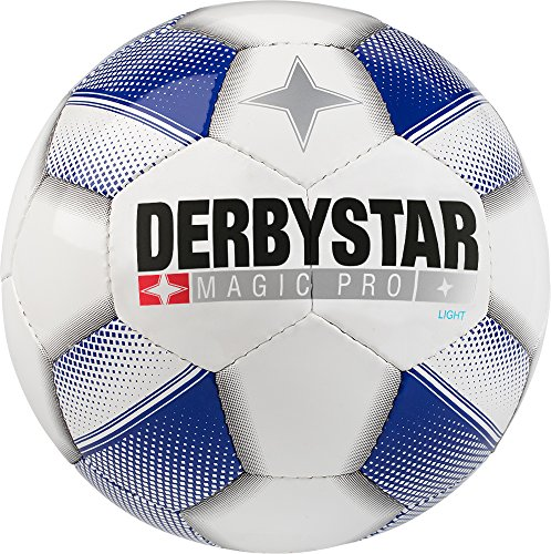 Derbystar Magic Pro Light, 5, weiß blau, 1117500160 Preisvergleich