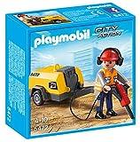 Playmobil 5472 - Operaio con martello pneumatico