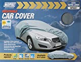 Maypole 9881 Breathable Full Car Cover, Grey, X-Large