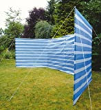 Siehe Beschreibung Windschutz-PE Gewebe 4m 1,35m hoch