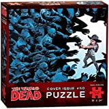 USAopoly The Walking Dead Cover Art Issue 50 Puzzle (550 Piece) by USAopoly