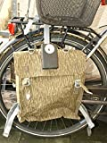 NVA Tasche Fahrrad-Angel-Gepäck-Tasche Taschenlampe