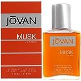 Jovan Musk Aftershave For men, 118ml