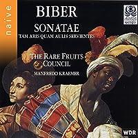 Biber: Sonatae, tan aris, quam aulis servientes