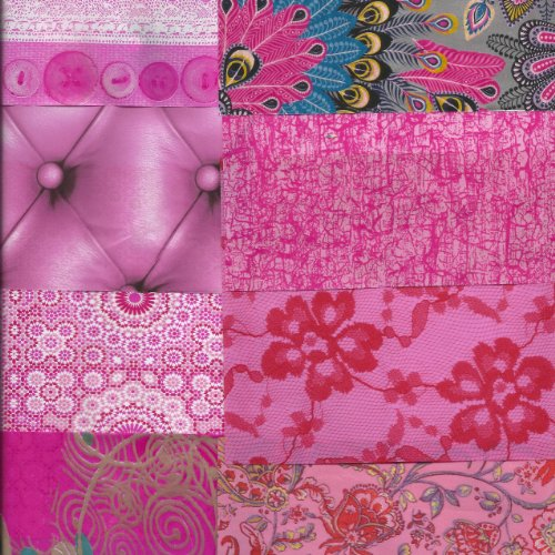decopatch-mixed-paper-packs-for-decoupage-and-other-craft-projects-pink-14-mini-sheets