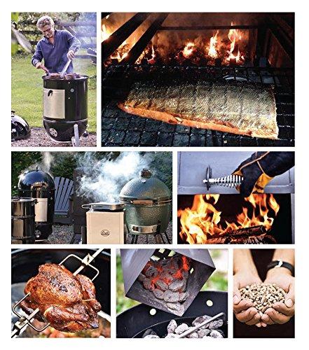61qBmS4WdfL - Steven Raichlens Smoker Bible: Die besten Grilltechniken und 100 unwiderstehliche Rezepte für Einsteiger und Profis (genial Grillen)