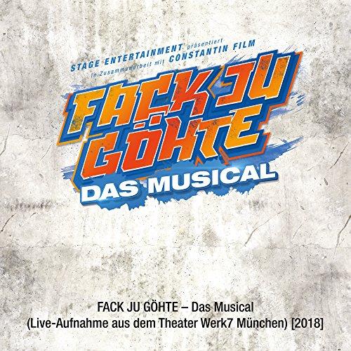 Fack Ju Göhte - Das Musical (Live-Aufnahme Aus Dem Theater