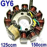 Bremsbel/äge//Bremskl/ötze POLINI organisch f/ür Hyosung XRX 125 RX125 Supermoto 07-13 KM4PF42B