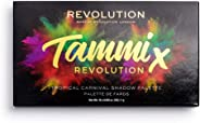 MAKEUP REVOLUTION Revolution X Tammi Tropical Carnival Palette, Multicolor Color, 18 g