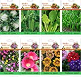 alkarty 4 winter flower and 4 vegetable ...