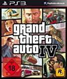 PS3 Game GTA4 - Grand Theft Auto IV USK18 (deutsch) by Diverse Hersteller