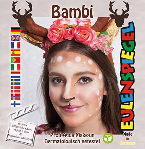 Eulenspiegel Motiv Set Bambi