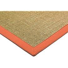 Amazon.fr : tapis salon - Orange