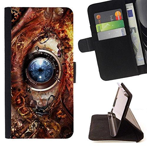 momo-phone-case-flip-funda-de-cuero-case-cover-tecnologia-de-ojos-ai-robot-biotech-futuro-samsung-ga
