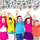 TATUAJES TEMPORALES PARA FIESTAS - Calcomanias Infantiles fabricadas en España - Juego de Tattoos para niños