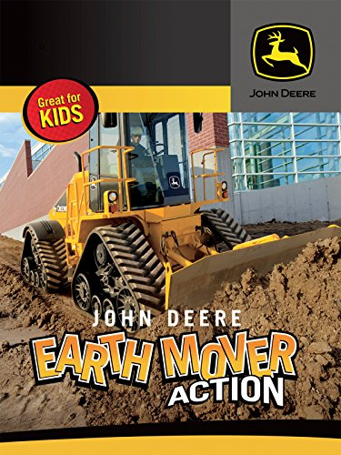 John Deere Scraper (John Deere Earth Mover Action [OV])