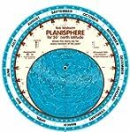 Planisphere for 50 Degrees North Lati...