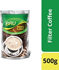 BRU Green Label Coffee, 500g